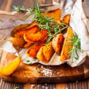Økologiske kartofler