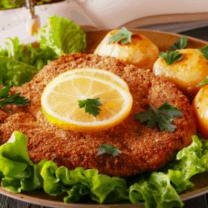 Skinkeschnitzel