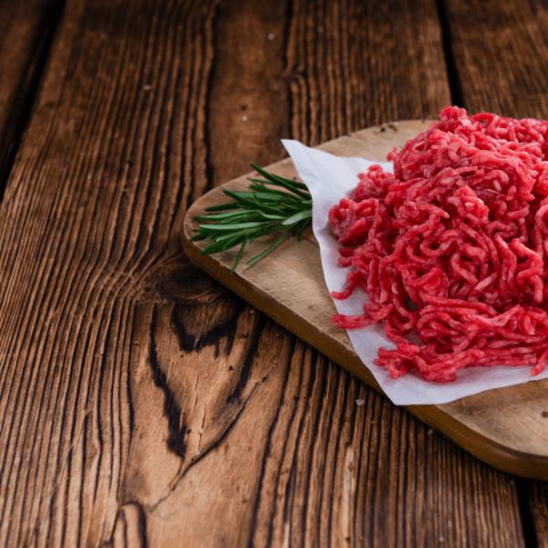 Hakket oksekød 3-5%