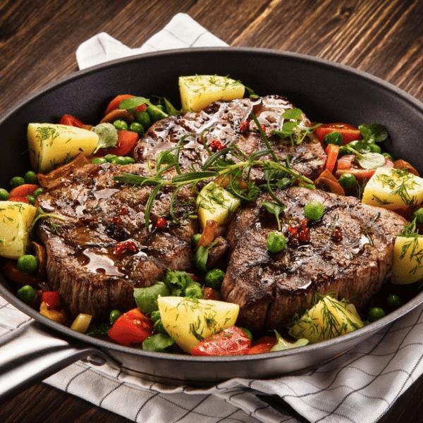 15 øko-middage til hverdag og week-end